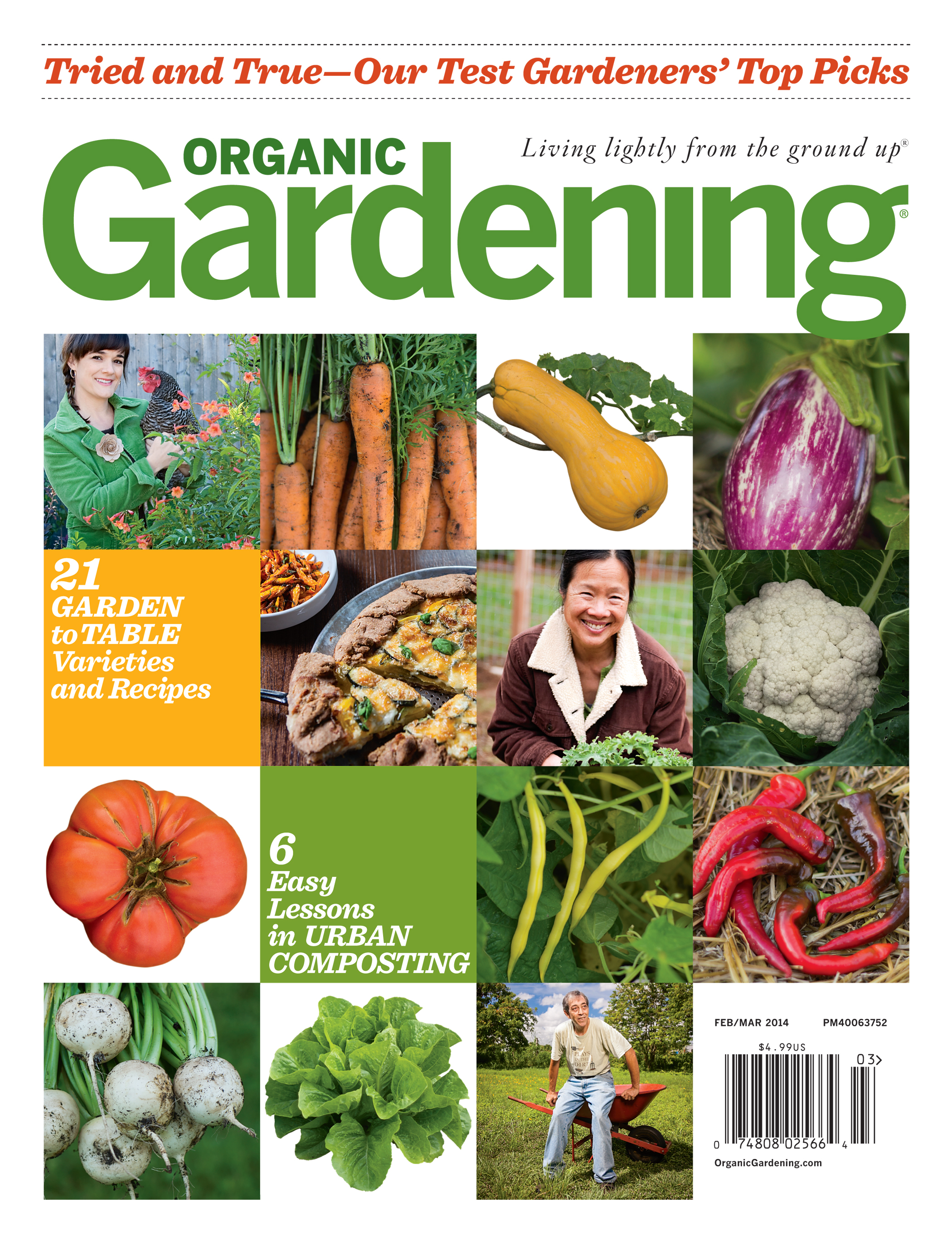 Organic Gardening with Andres Mejides in Homestead FL