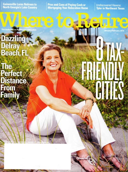Where-to-Retire-Magazine-Cover-Joanne-Sinchuk-of-Delray-Beach-by-Sonya-Revell