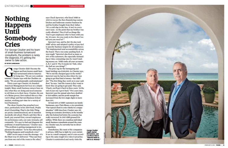 portrait of Lou Mosca and George Cloutier in Palm Beach Florida by Sonya Revell